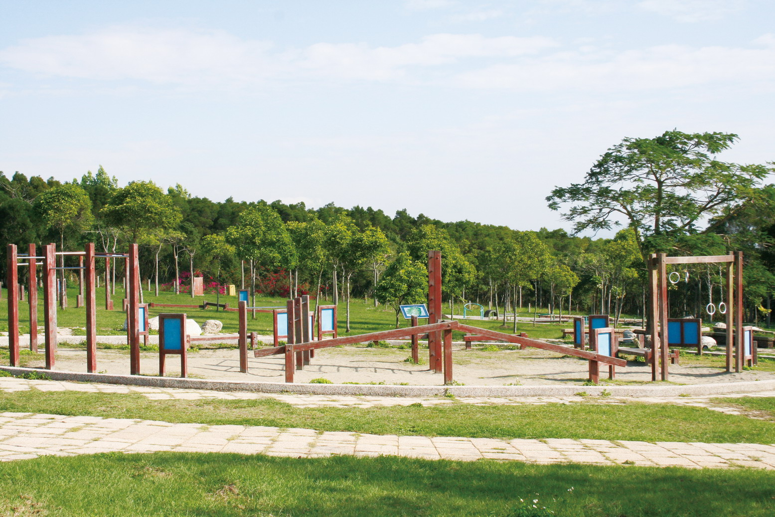 Physical Fitness Area